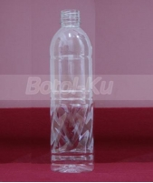 Botol PET Panjang 600 ml